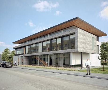 Budynek biurowy Pruszków